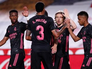 Мадридский 'Реал' обошел 'Барселону' в чемпионате Испании