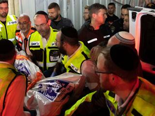 Песков: мы обеспокоены ростом жертв палестино-израильского конфликта