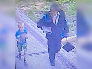 Ребенка, пропавшего в Нижнем Новгороде, нашли живым