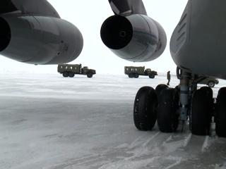 'Арктический трилистник': уникальные съемки с самой северной базы