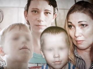 Три женщины делят двух детей: скандал, драки и обморок в 'Прямом эфире'