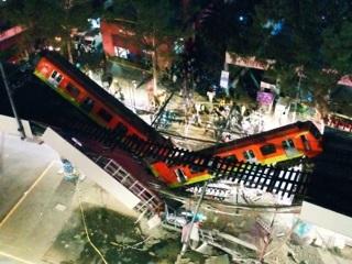 Скончалась еще одна из пострадавших в катастрофе в Мехико