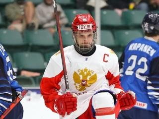 Сборная России – серебряный призер юношеского чемпионата мира по хоккею