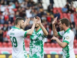 'Ахмат' обыграл 'Тамбов' в матче 29 тура премьер-лиги