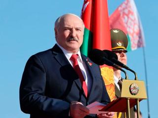 Лукашенко: о Белоруссию вытрут ноги и выбросят на помойку