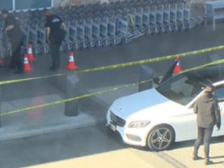 В аэропорту Ванкувера полицейские застрелили бандита