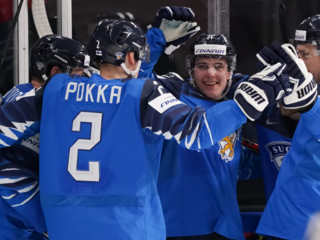 Финляндия стала последним полуфиналистом чемпионата мира