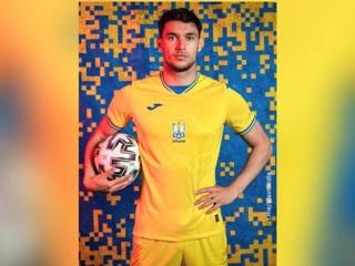 Зеленский одобрил дизайн формы сборной Украины по футболу