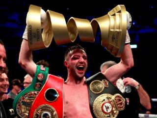 Британец Тейлор стал абсолютным чемпионом мира по боксу