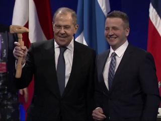 Молот Тора теперь у России