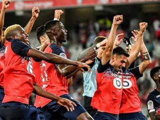 'Лилль' стал новым чемпионом Франции по футболу