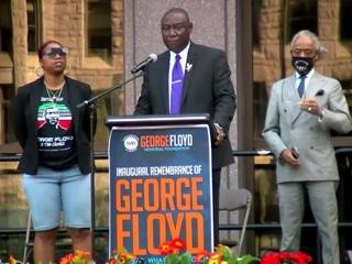 В США начались мероприятия в память об убитом Джордже Флойде