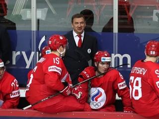 Российские хоккеисты потерпели первое поражение на чемпионате мира