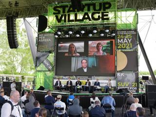 Стартаперы всего мира собрались в Сколково для обмена опытом