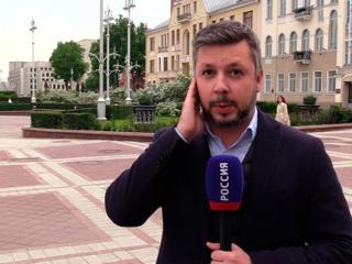 Собкор ВГТРК: решение ЕС создало проблемы для авиапассажиров в Минске