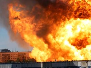 'Опасное снижение': на взорвавшейся АЗС в Новосибирске нашли грубейшее нарушение