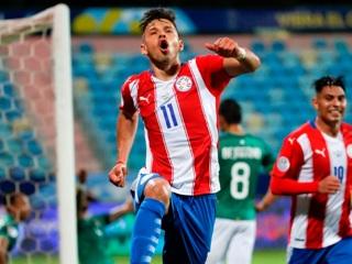 Кубок Америки. Дубль Ромеро принес победу Парагваю в игре с Боливией