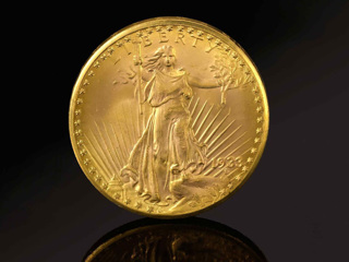 Самая дорогая монета в мире ушла с молотка на аукционе Sotheby's