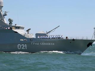 На Каспии скоро появятся новые пункты базирования кораблей