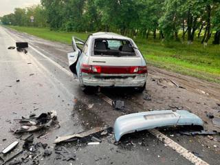 Авария под Белгородом привела к гибели четырех человек