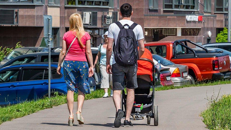 В России хотят ввести отцовский капитал и семейное налогообложение