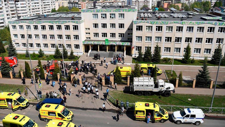 Блогер заявила, что убийца детей 'заложил бомбы по всей Казани'