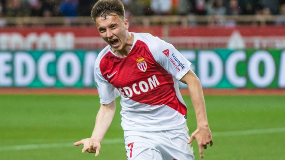 Головина признали лучшим игроком 'Монако' по итогам февраля