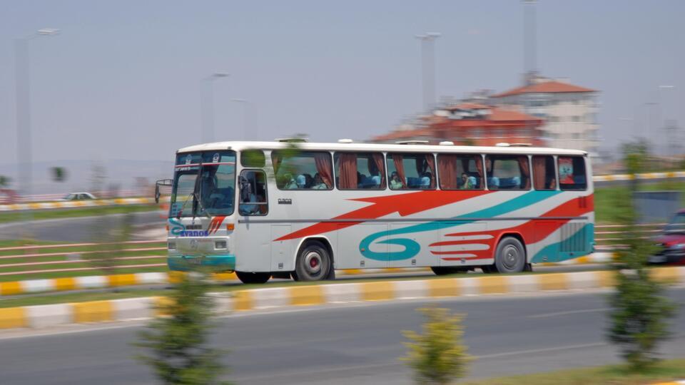 И днем, и ночью: как недорого путешествовать по Турции на автобусе