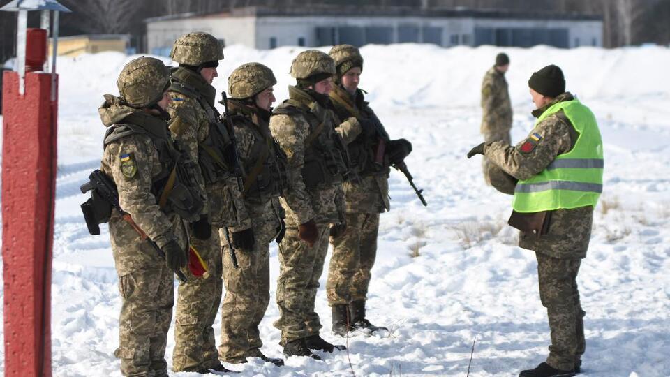 На Украине рассказали о подготовке совместной с НАТО войны за Крым