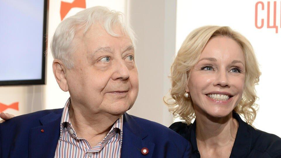 Вдова Табакова назвала виновных в признании Прокловой о насилии