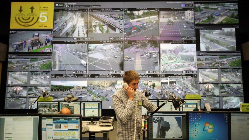 МВД покроет Россию 'Паутиной' для слежки за угнанными машинами