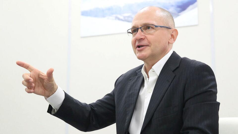 Кириенко поблагодарил ФМБА за тысячи спасенных в пандемию жизней