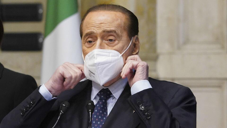 Берлускони снова попал в больницу