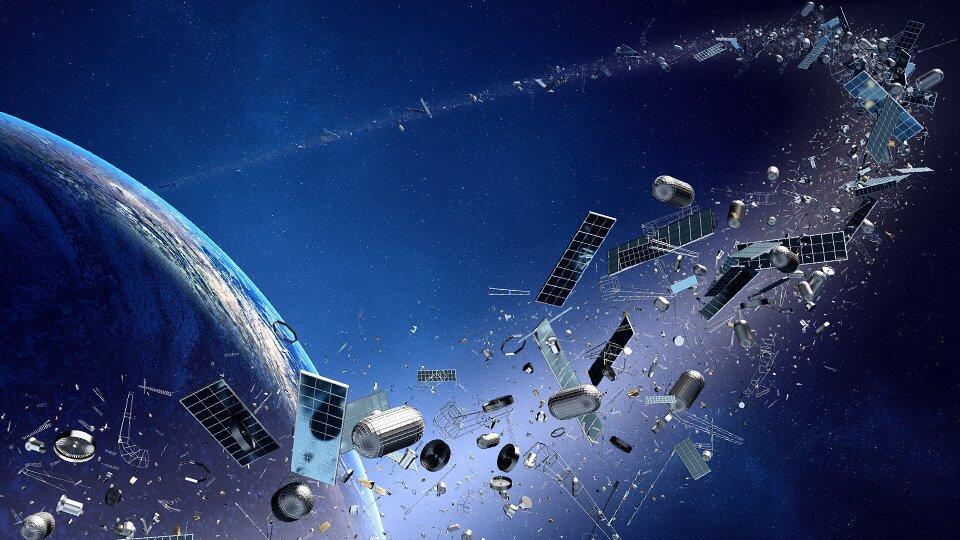 NASA упрекнуло Китай за космический мусор