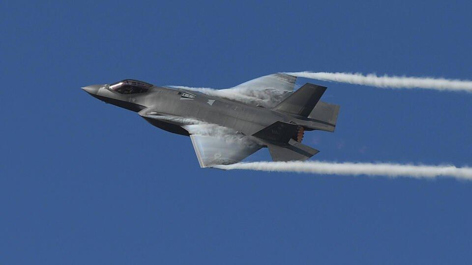Япония разместит первые истребители F-35 подальше от России