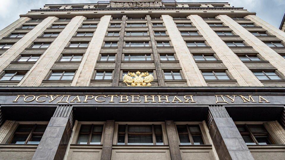 'Клиническая русофобия': в Госдуме о санкциях после инцидента в Минске