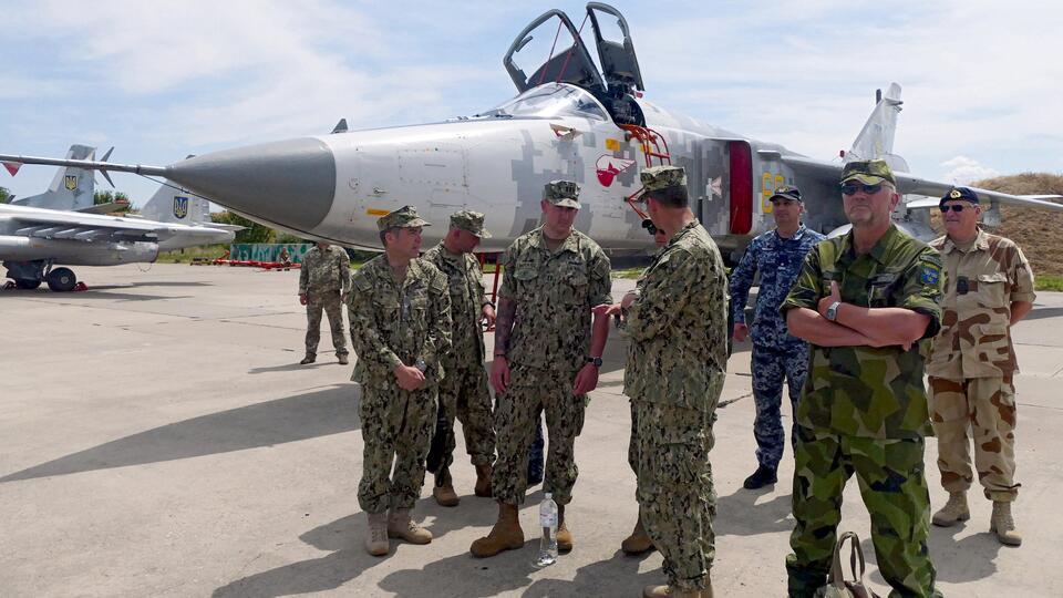 МО РФ: Под прикрытием учений Sea Breeze на Украину поставят оружие