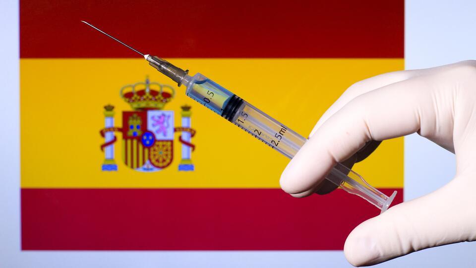 Власти Валенсии призвали включить 'Спутник V' в список для вакцинации