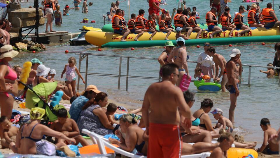Около трети россиян откажутся от летнего отпуска