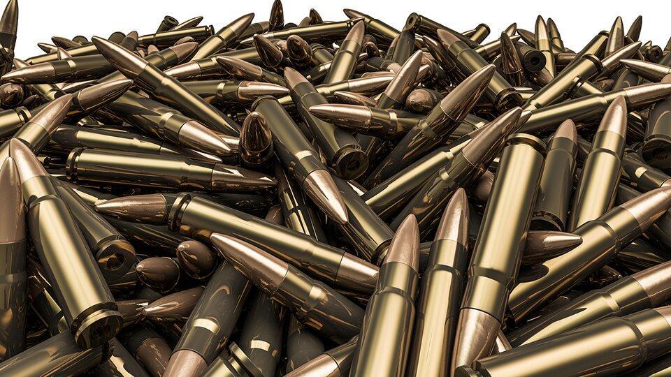 Украина построит несколько патронных заводов