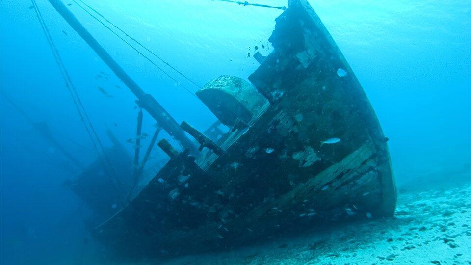 Рембрандт под водой: корабли с сокровищами на дне Балтийского моря