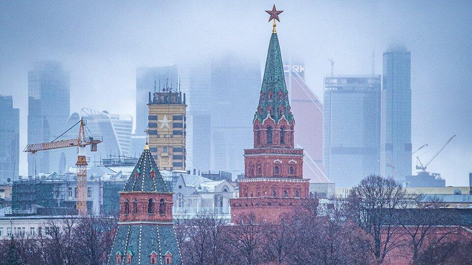 Москвичей в понедельник ждет облачная погода с осадками