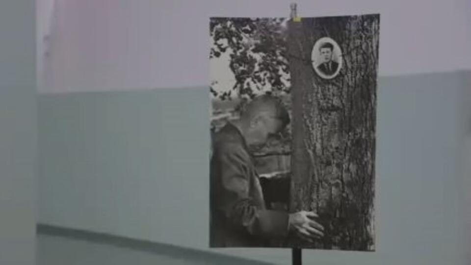 'Видеть душой': как слепой ветеран создал музей в память жертв ВОВ