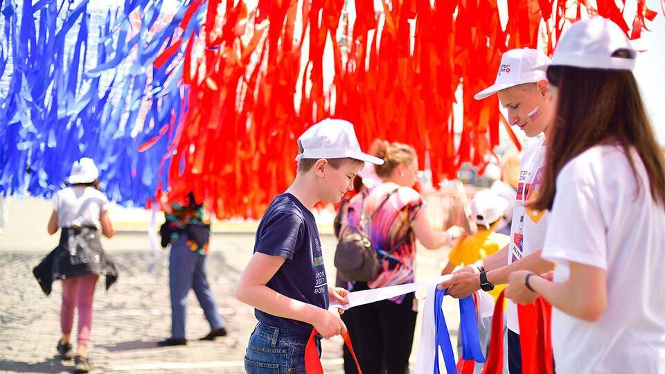 Фестиваль 'Блогеры России' посетили более 25 тысяч человек