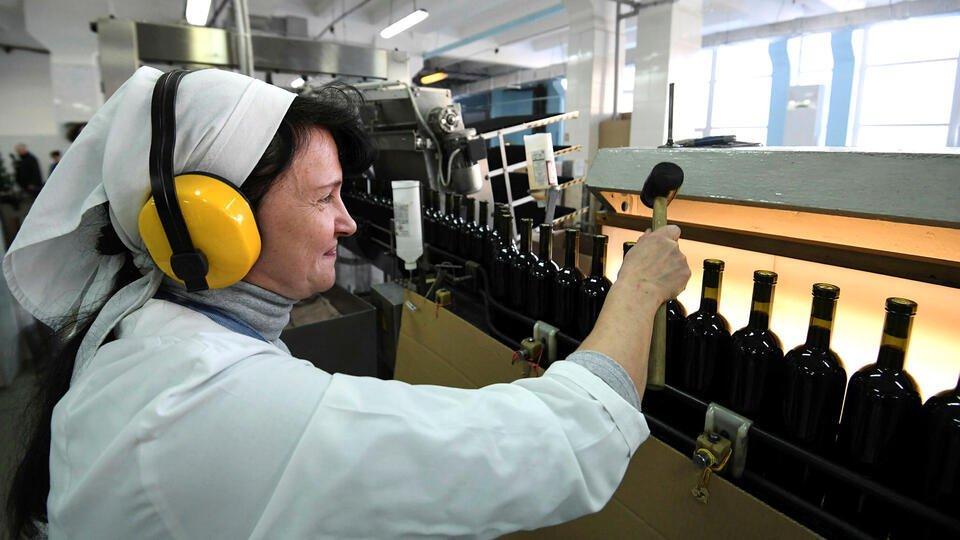 Закон о виноделии одобрили в Госдуме
