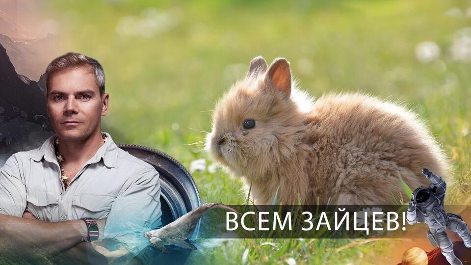 Всем зайцев!   НИИ РЕН ТВ. (08.04.2021).