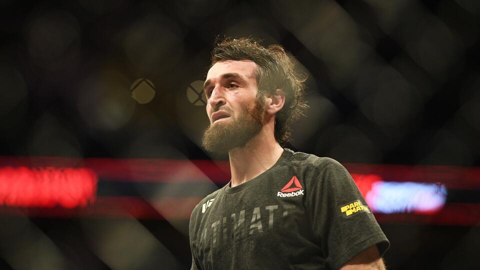 Забит Магомедшарипов выпал из рейтинга UFC за неактивность