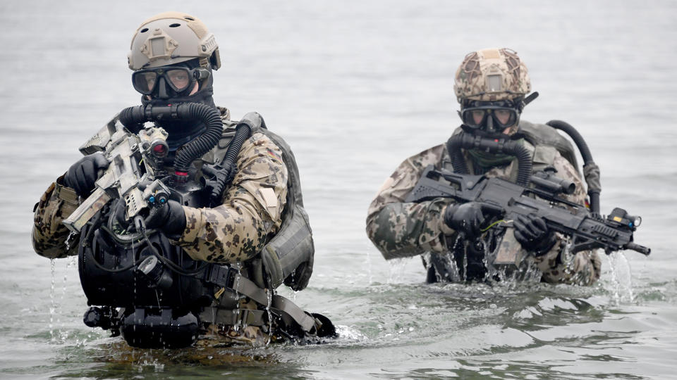 BI: 'Морские котики' отрабатывали прорыв обороны России в Крыму