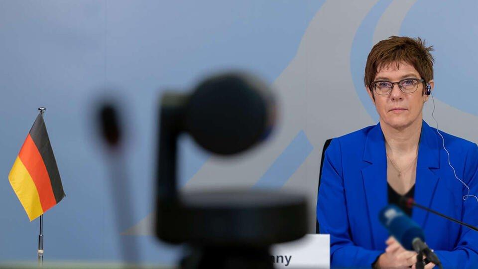 В Минобороны Германии заявили о новой военной угрозе из России