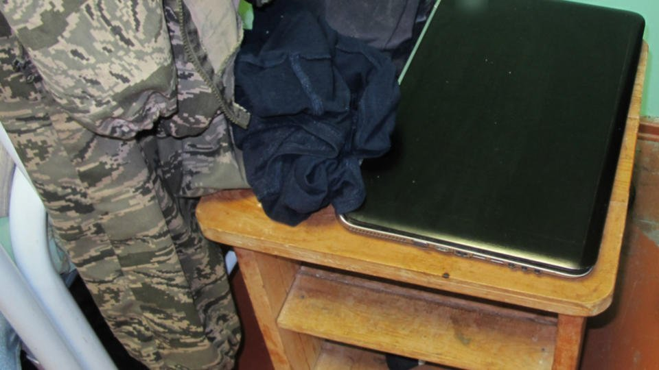 Вахтовику стало стыдно за кражу ноутбука босса под Красноярском